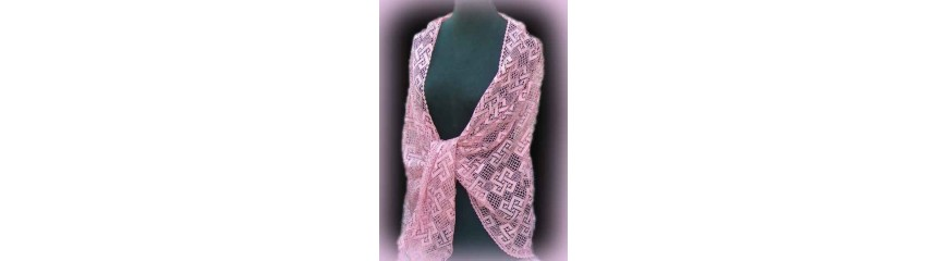 Three Cornered Shawls